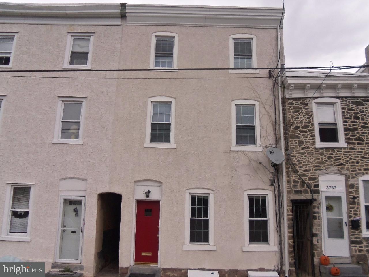 3789 CRESSON Street  Philadelphia, Pennsylvania 19127 United States