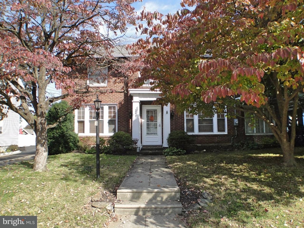 743  Foss Drexel Hill , PA 19026