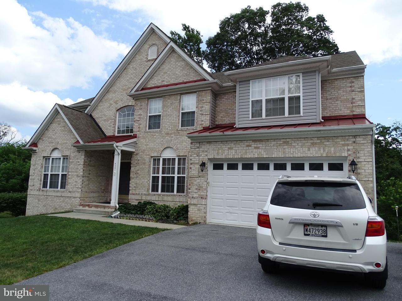 Einfamilienhaus für Verkauf beim 4351 STONECREST Drive 4351 STONECREST Drive Ellicott City, Maryland 21043 Vereinigte Staaten