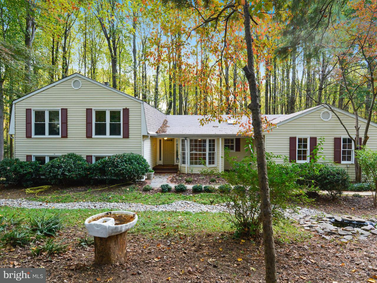 Single Family Home for Sale at 11801 QUARTER HORSE Court 11801 QUARTER HORSE Court Oakton, Virginia 22124 United States