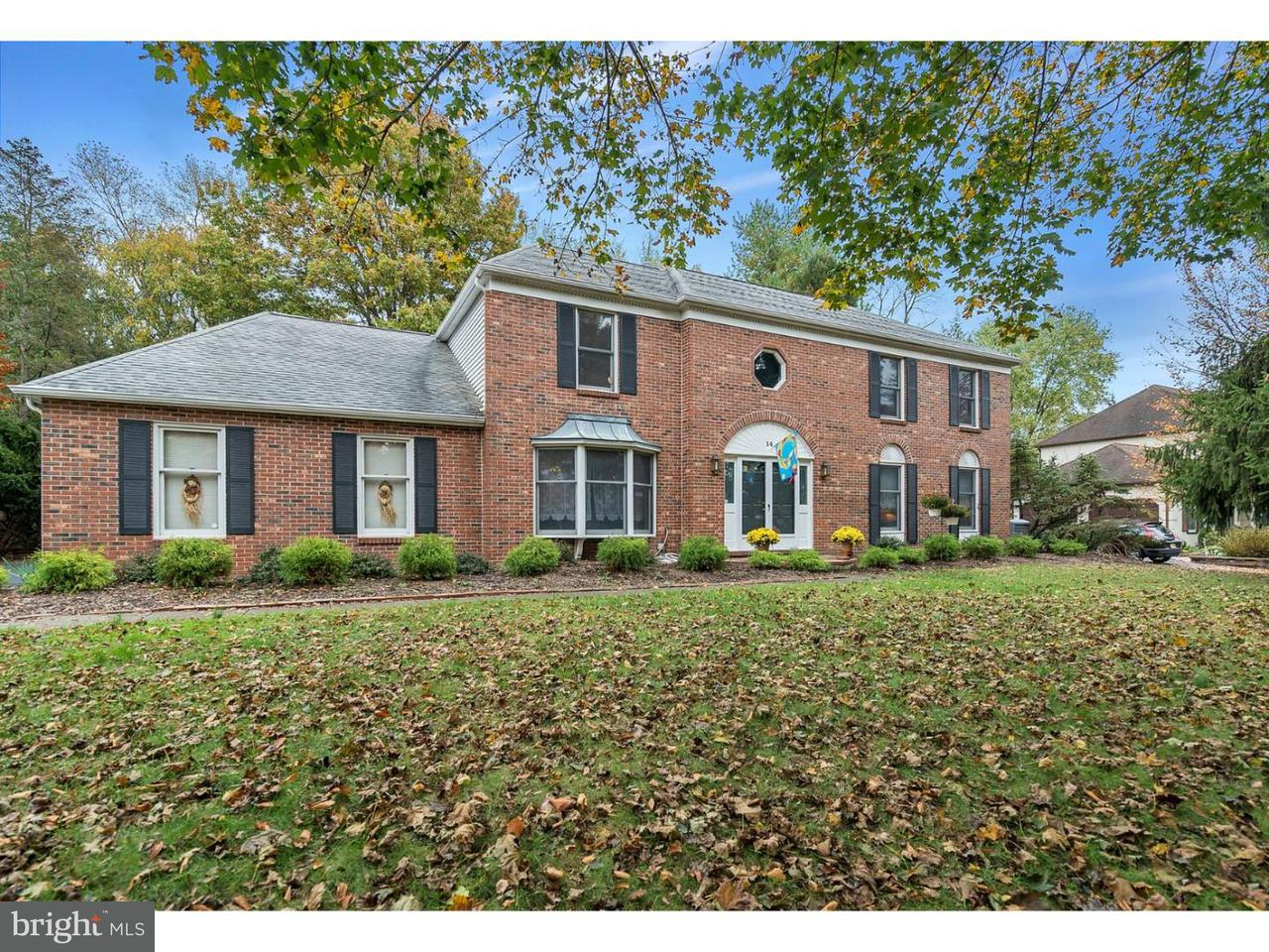 Single Family Home for Sale at 14 TRACEY Drive Lawrenceville, New Jersey 08648 United StatesMunicipality: Lawrence Township