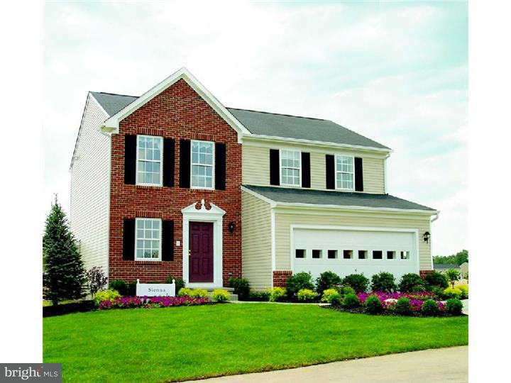 Enfamiljshus för Försäljning vid 309 BOGGS RUN Cheswold, Delaware 19936 Usa