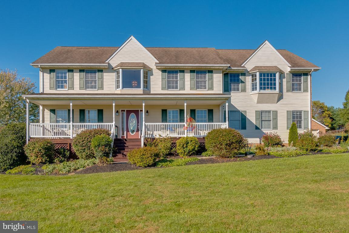 獨棟家庭住宅 為 出售 在 3524 Bittle Road 3524 Bittle Road Myersville, 馬里蘭州 21773 美國
