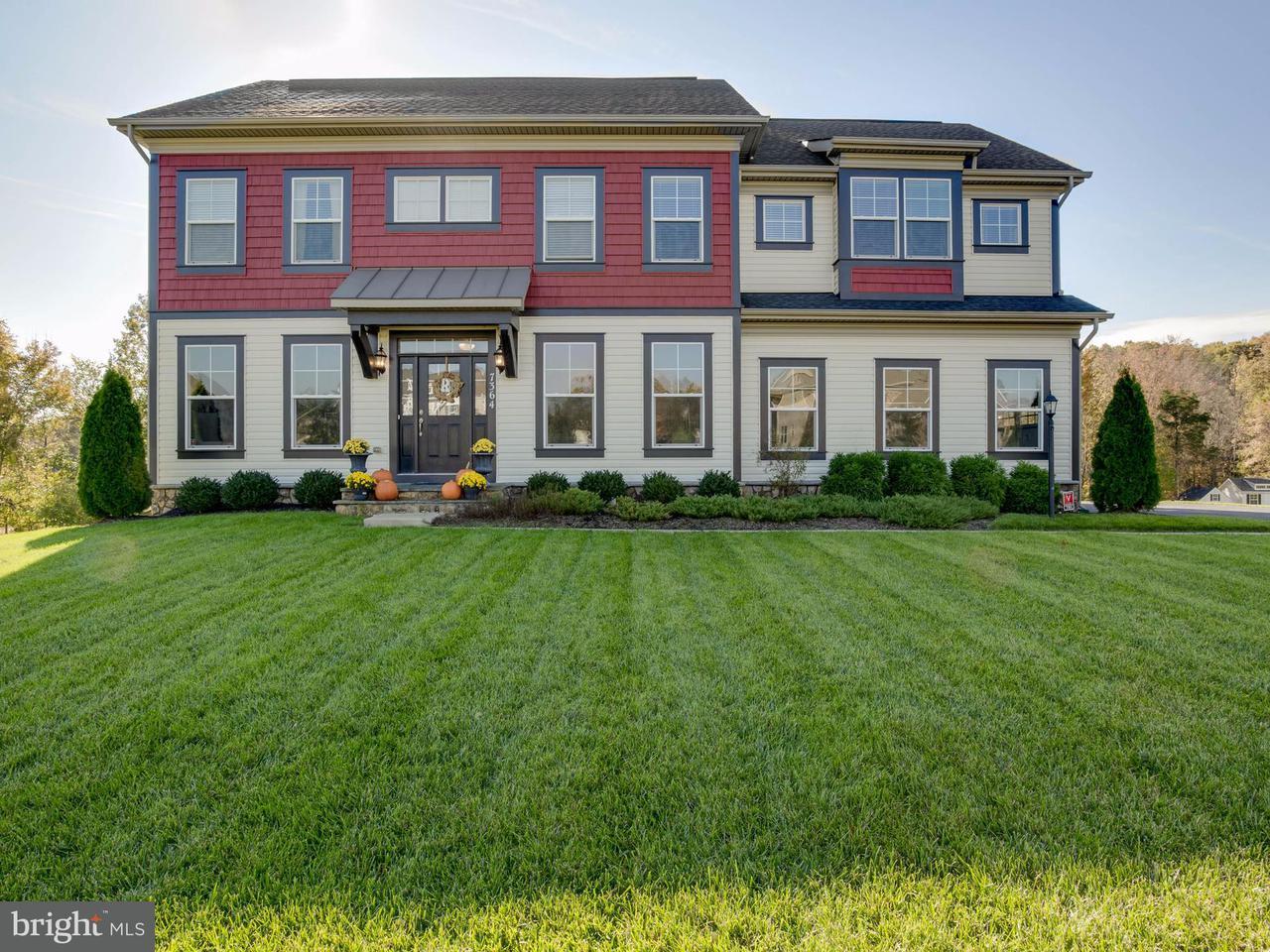 Villa per Vendita alle ore 7364 TUCAN Court 7364 TUCAN Court Warrenton, Virginia 20187 Stati Uniti
