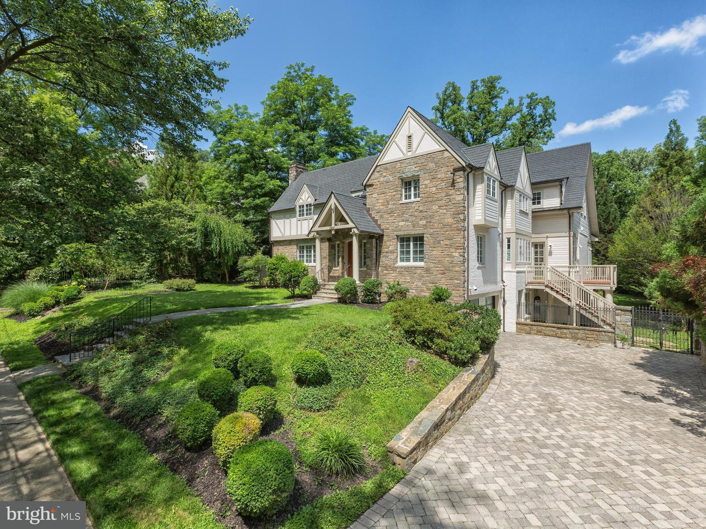 Single Family for Sale at 2851 Chesterfield Pl NW Washington, District Of Columbia 20008 United States