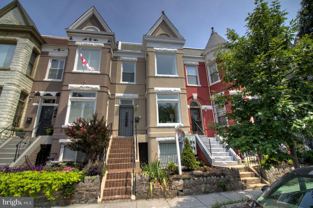 Other Residential for Rent at 61 Quincy Pl NW #2 Washington, District Of Columbia 20001 United States