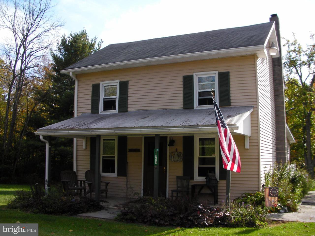 Single Family for Sale at 11845 Taylor Rd Shade Gap, Pennsylvania 17255 United States