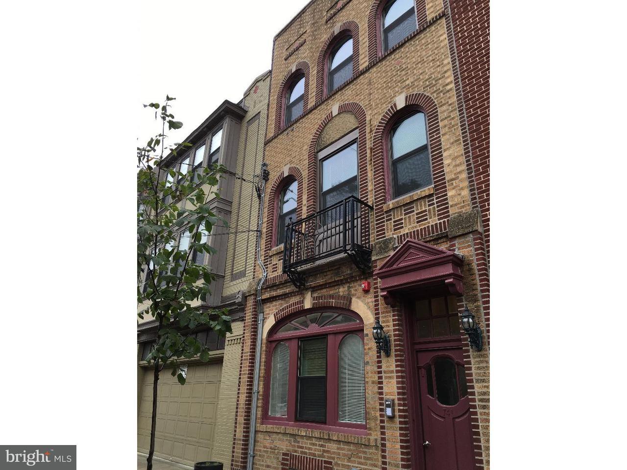 Triple por un Venta en 741 S 3RD Street Philadelphia, Pennsylvania 19147 Estados Unidos