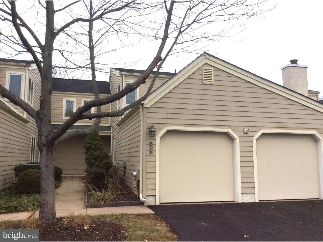 Townhouse for Rent at 526 PORTSMOUTH Court Doylestown, Pennsylvania 18901 United States