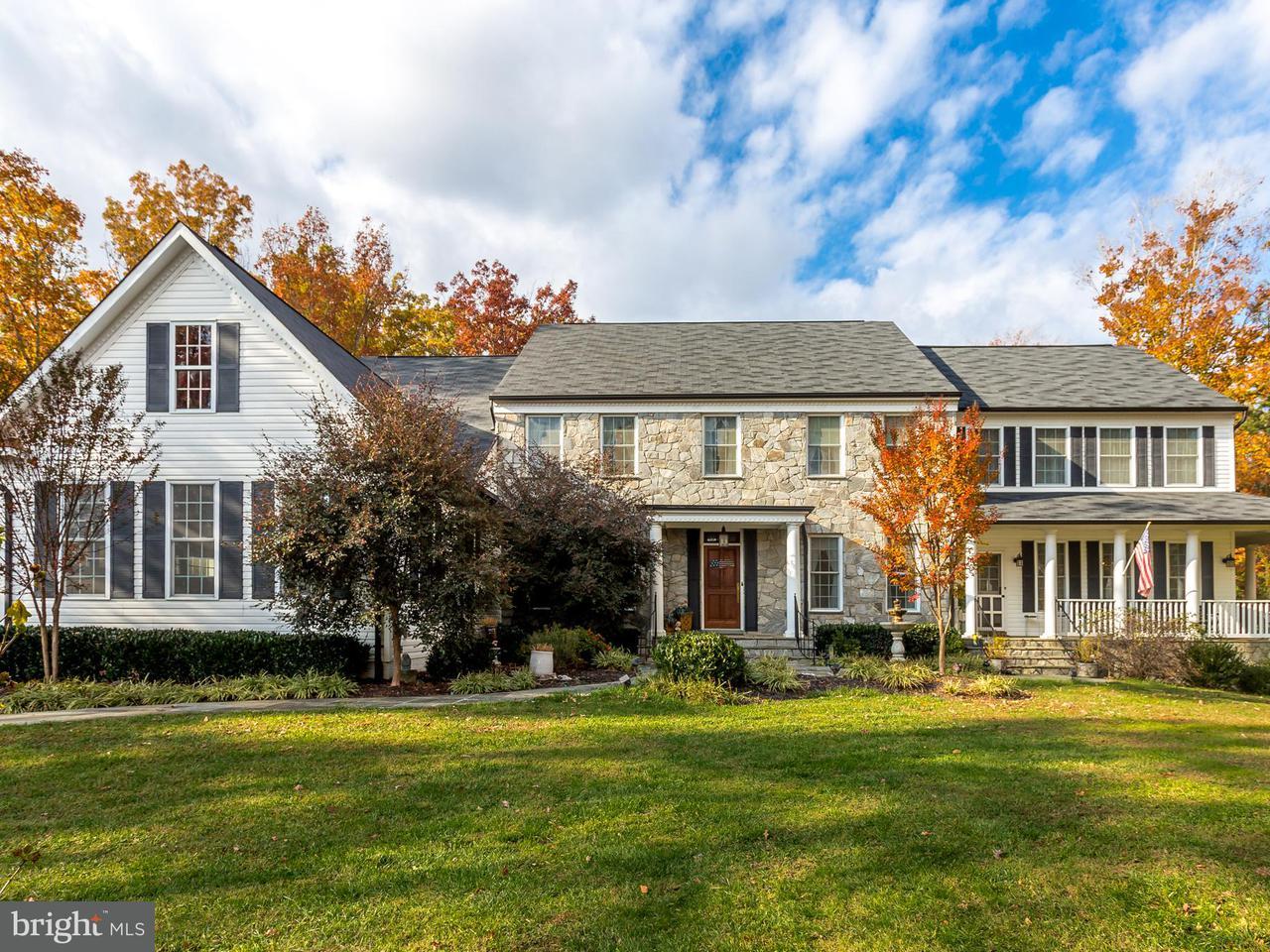 Частный односемейный дом для того Продажа на 100 FALLING CREEK Drive 100 FALLING CREEK Drive Stafford, Виргиния 22554 Соединенные Штаты