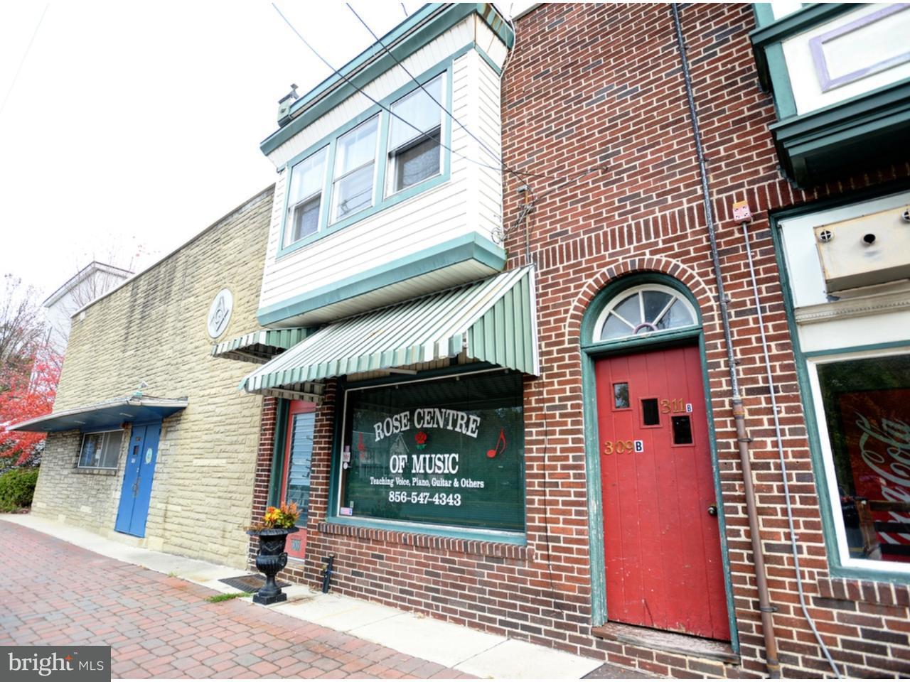 Частный односемейный дом для того Продажа на 309 E ATLANTIC Avenue Audubon, Нью-Джерси 08106 Соединенные Штаты