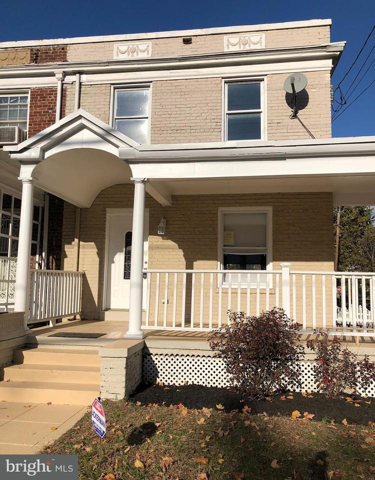 Townhouse for Sale at 401 MISSOURI AVE NW 401 MISSOURI AVE NW Washington, District Of Columbia 20011 United States