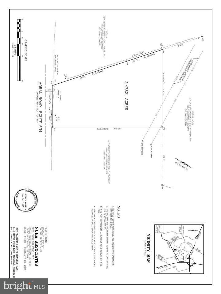 Land for Sale at Moran Road Moran Road Sterling, Virginia 20166 United States