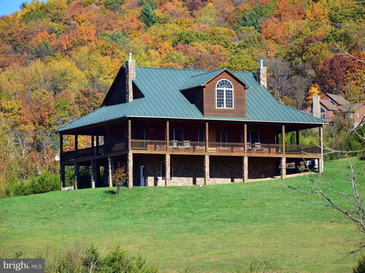 Villa per Vendita alle ore 382 Jennings Lane 382 Jennings Lane Bentonville, Virginia 22610 Stati Uniti