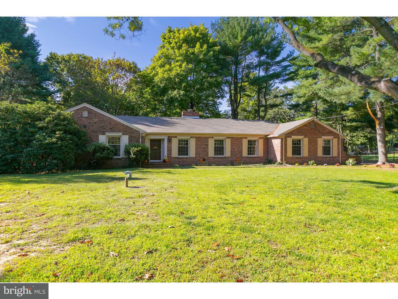 Maison unifamiliale pour l à louer à 1206 KRESSON Road Cherry Hill, New Jersey 08003 États-Unis
