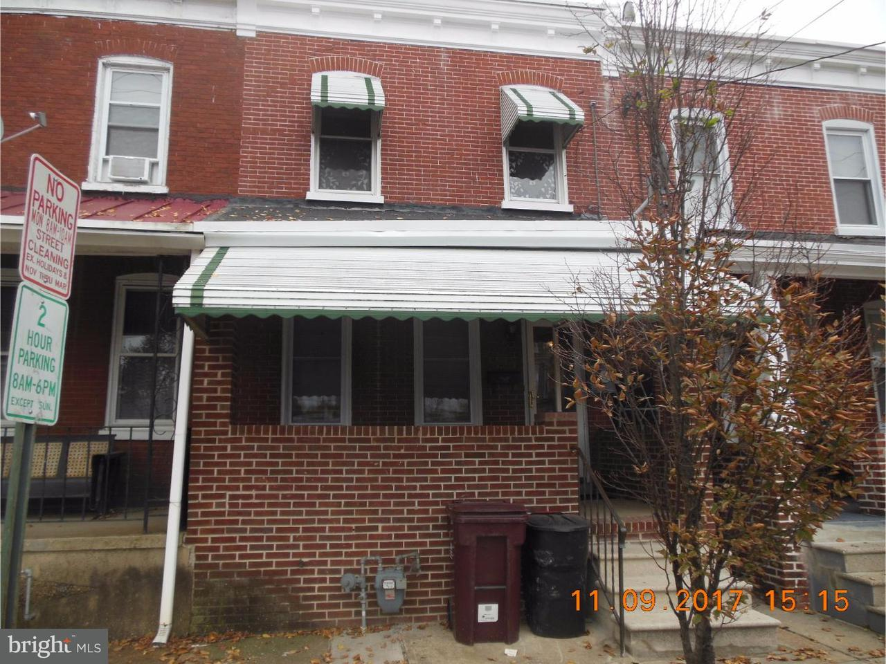 Townhouse for Rent at 220 N LINCOLN Street Wilmington, Delaware 19805 United States