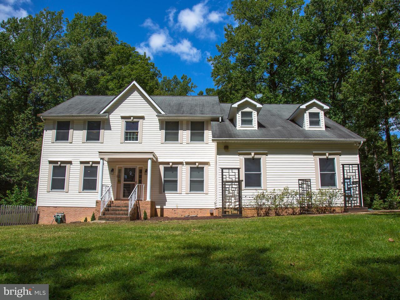 Casa Unifamiliar por un Venta en 9045 GUNSTON Road 9045 GUNSTON Road Welcome, Maryland 20693 Estados Unidos