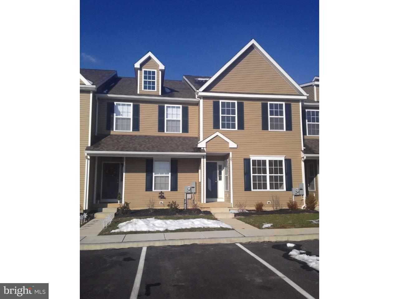 Townhouse for Rent at 29 LIVERPOOL Court Oxford, Pennsylvania 19363 United States