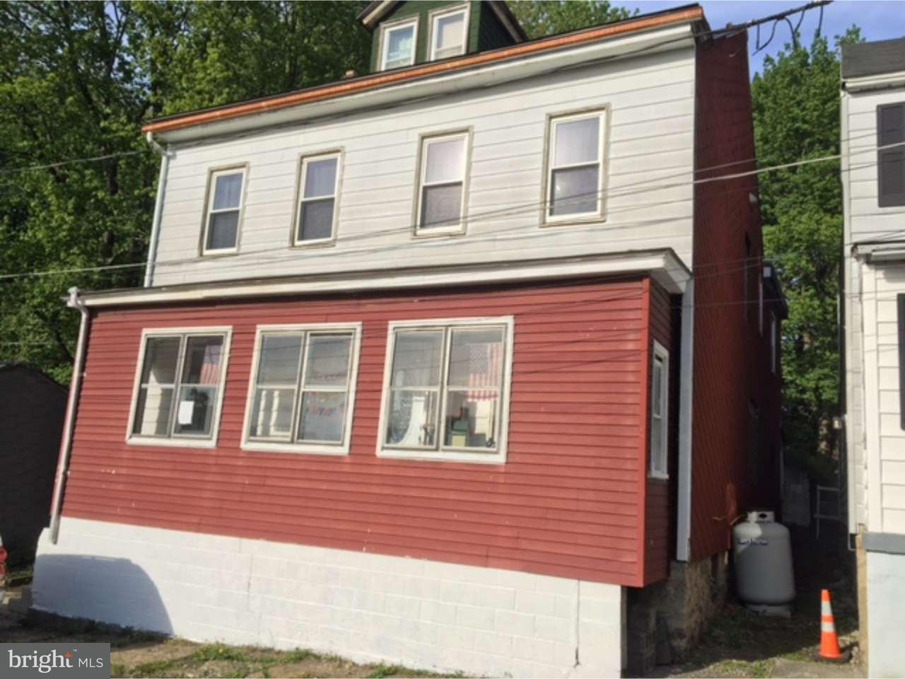 Частный односемейный дом для того Продажа на 334-336 HIGH Street Minersville, Пенсильвания 17954 Соединенные Штаты