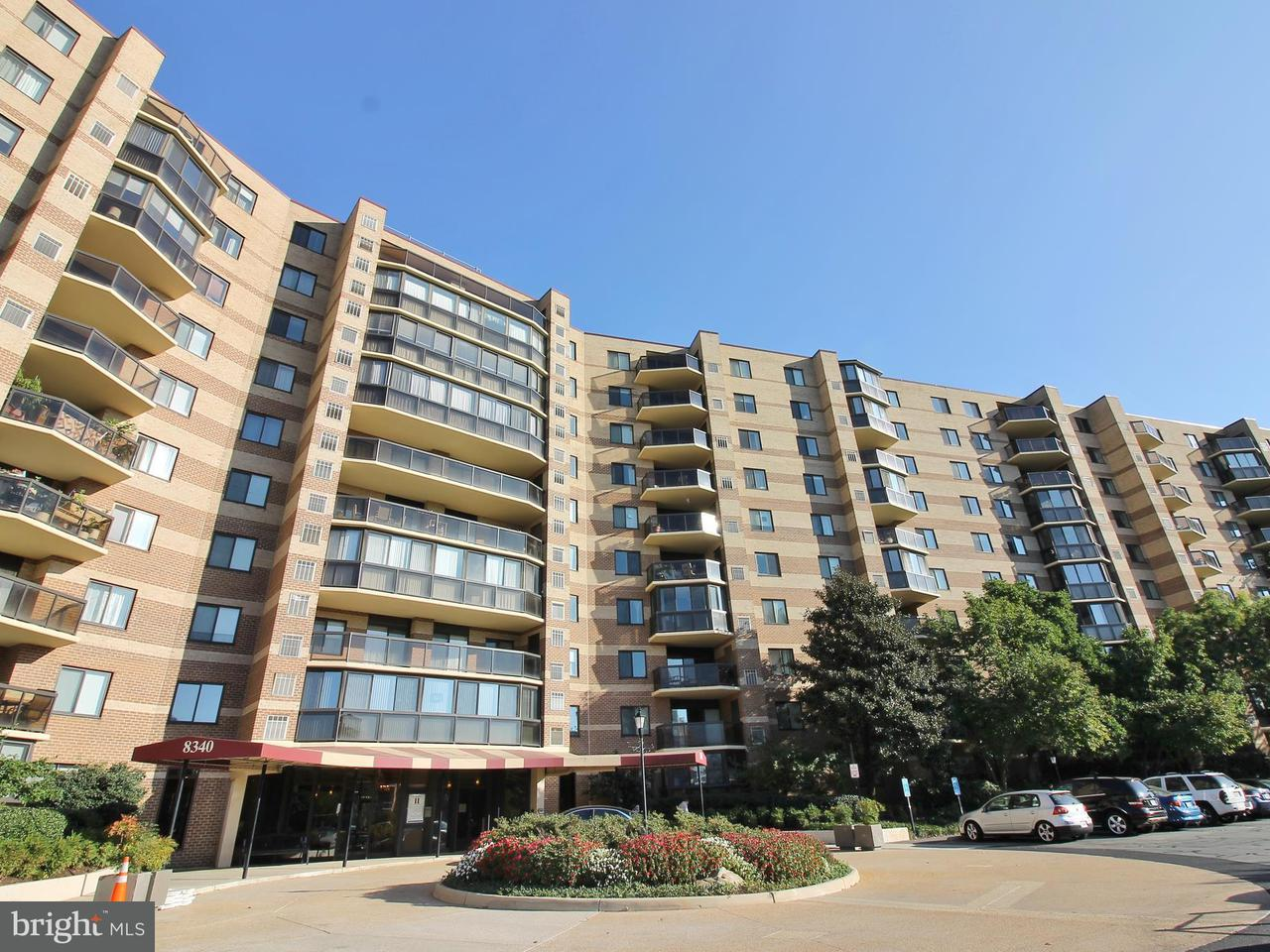 Condominium for Sale at 8340 GREENSBORO DR #507 8340 GREENSBORO DR #507 McLean, Virginia 22102 United States