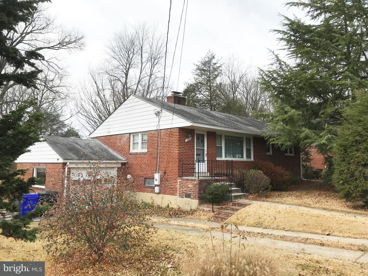 Single Family Home for Sale at 3000 UNDERWOOD ST N 3000 UNDERWOOD ST N Arlington, Virginia 22213 United States