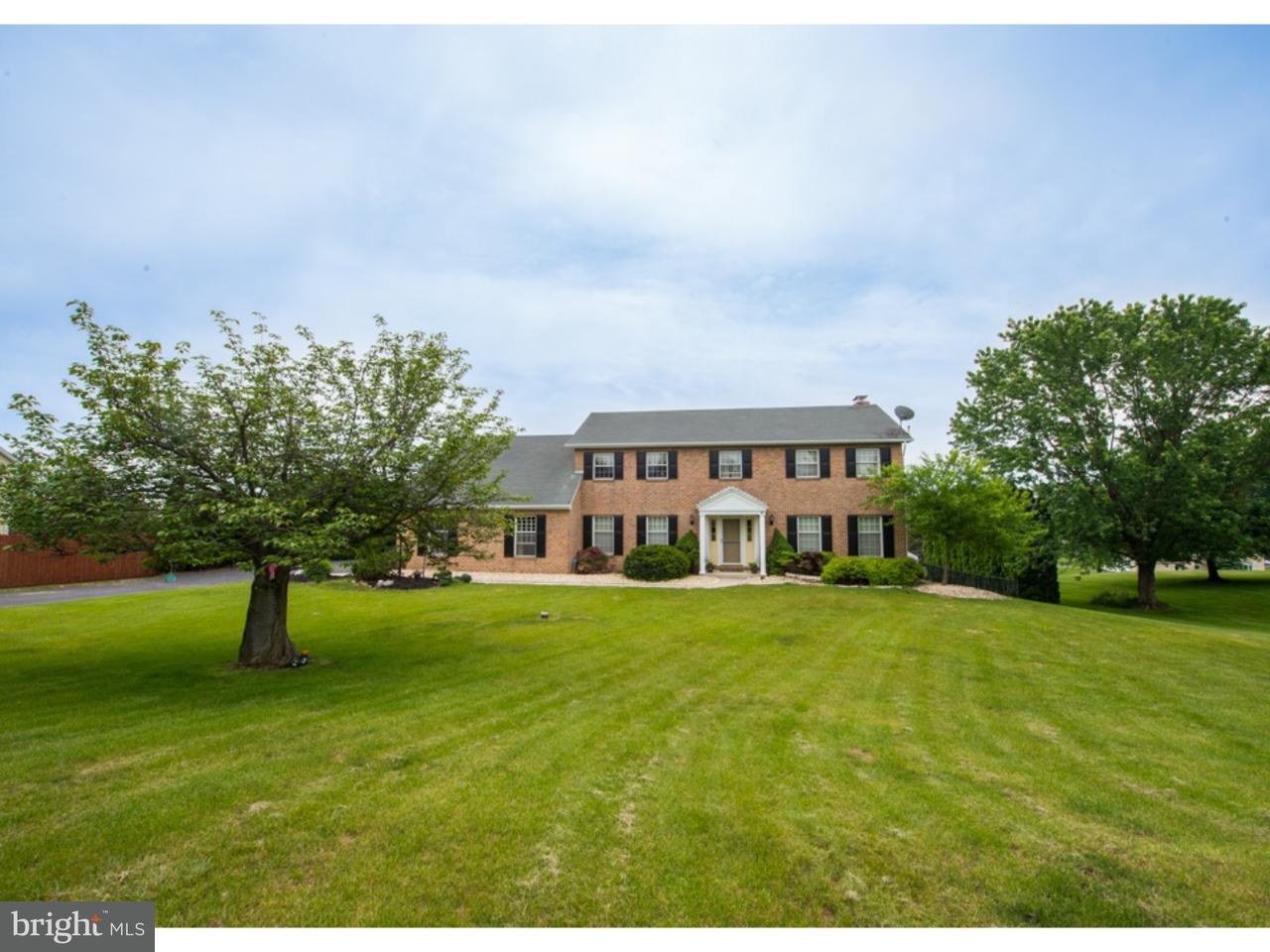 Частный односемейный дом для того Продажа на 2770 BRIDLE PATH Road Slatington, Пенсильвания 18080 Соединенные Штаты