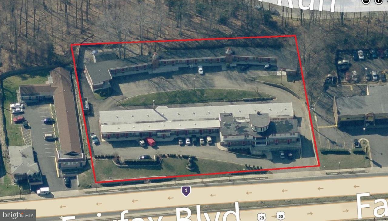 Земля для того Продажа на 9865 FAIRFAX BLVD 9865 FAIRFAX BLVD Fairfax, Виргиния 22030 Соединенные Штаты