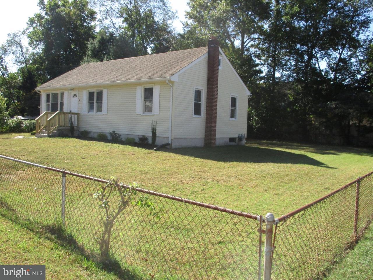 Maison unifamiliale pour l à louer à 89 RUTGERS Road Pennsville, New Jersey 08070 États-Unis