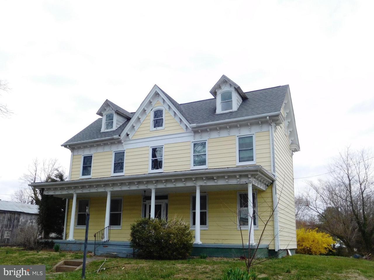 Single Family for Sale at 12733 Still Pond Rd Still Pond, Maryland 21667 United States