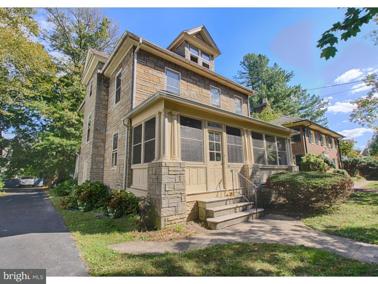 Single Family Home for Sale at 21 FRANKLIN Avenue Merchantville, New Jersey 08109 United States