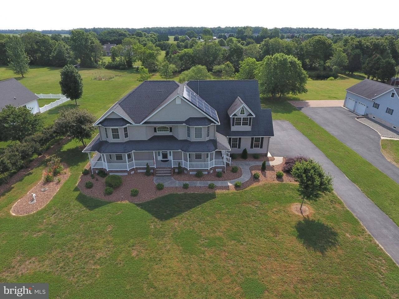 Single Family Home for Sale at 27 MILBOURN MANOR Drive Camden Wyoming, Delaware 19934 United States