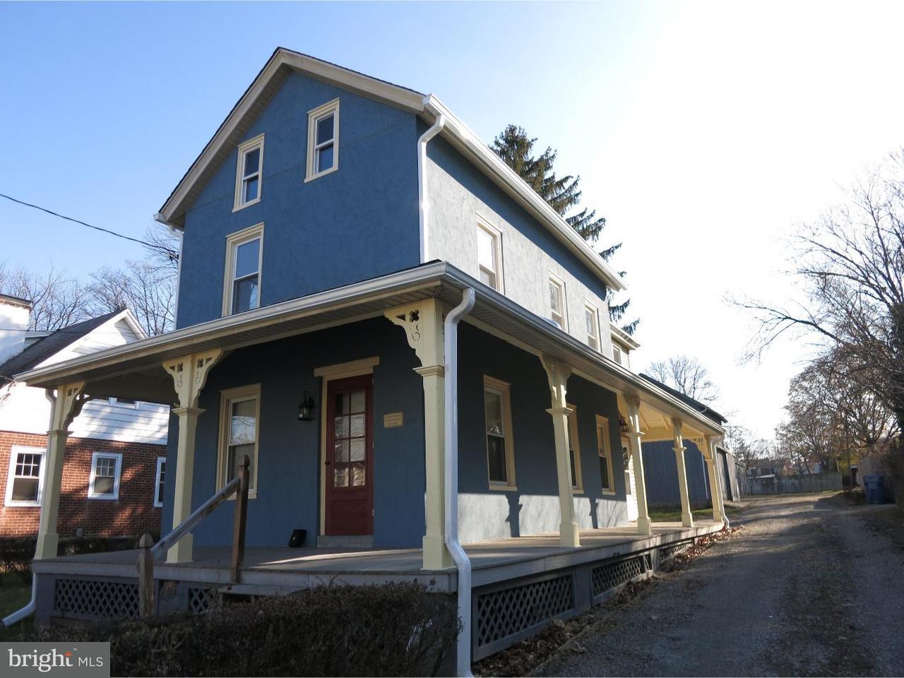 Maison unifamiliale pour l à louer à 102 DECATUR Street Doylestown, Pennsylvanie 18901 États-Unis