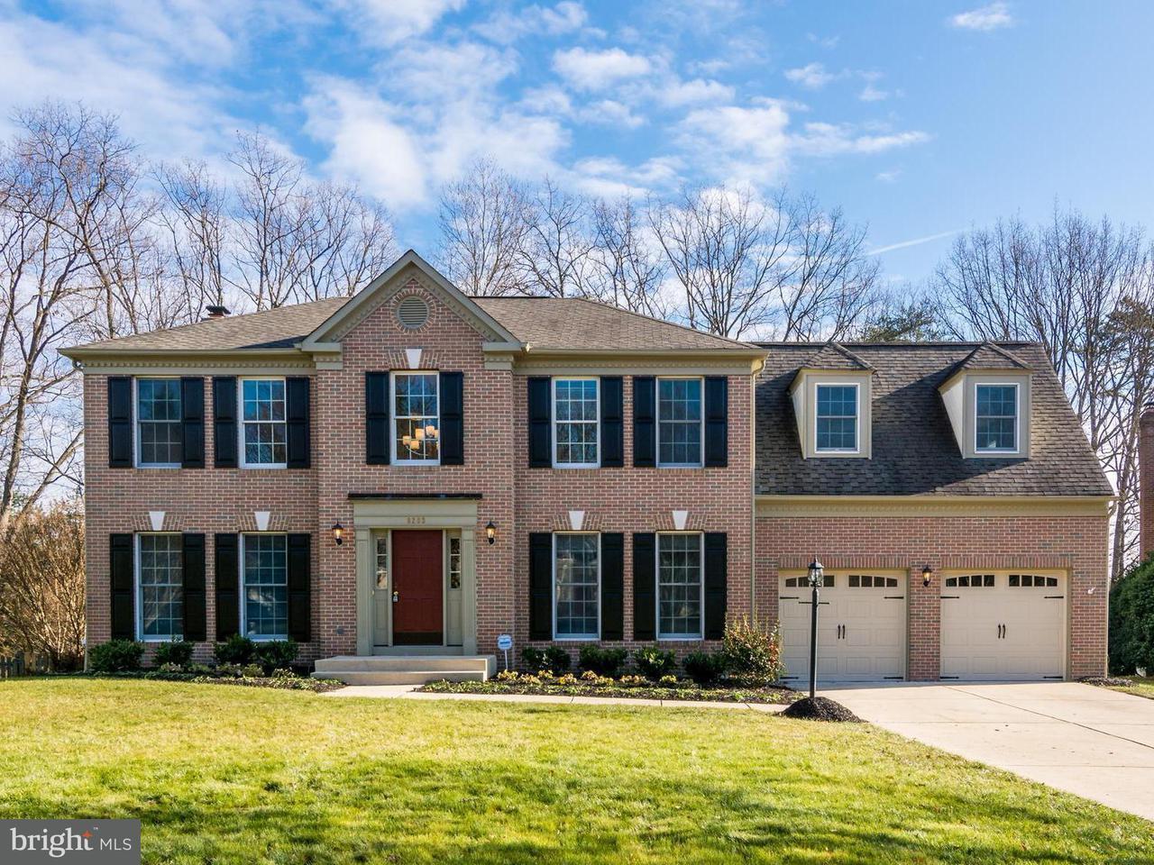 단독 가정 주택 용 매매 에 8293 HIGHGLADE Court 8293 HIGHGLADE Court Millersville, 메릴랜드 21108 미국