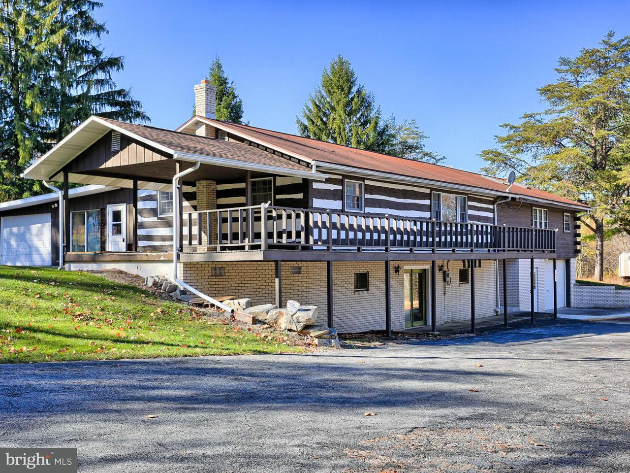 Single Family for Sale at 332 Heckman Rd Hopewell, Pennsylvania 16650 United States