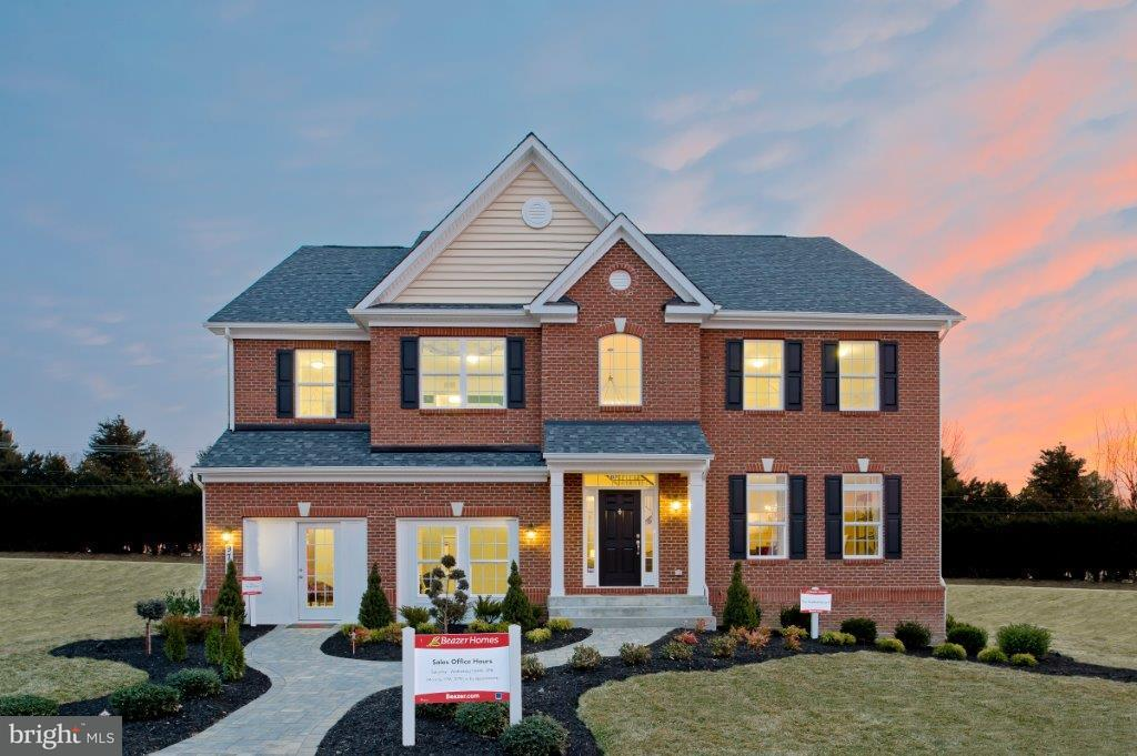 Single Family Home for Sale at 9902 SIENNA WAY 9902 SIENNA WAY Laurel, Maryland 20723 United States