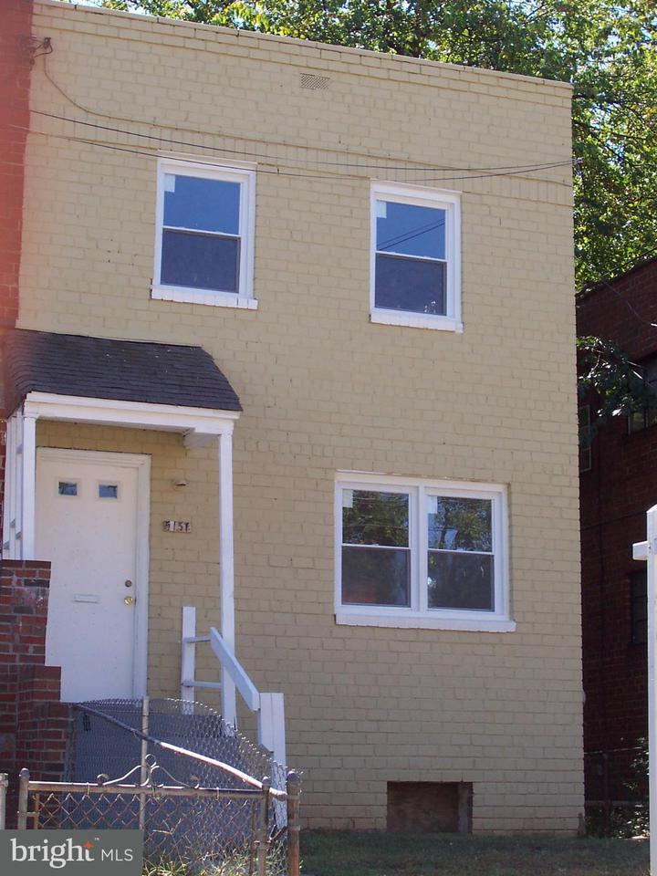 Single Family for Sale at 5131 Hanna Pl SE Washington, District Of Columbia 20019 United States