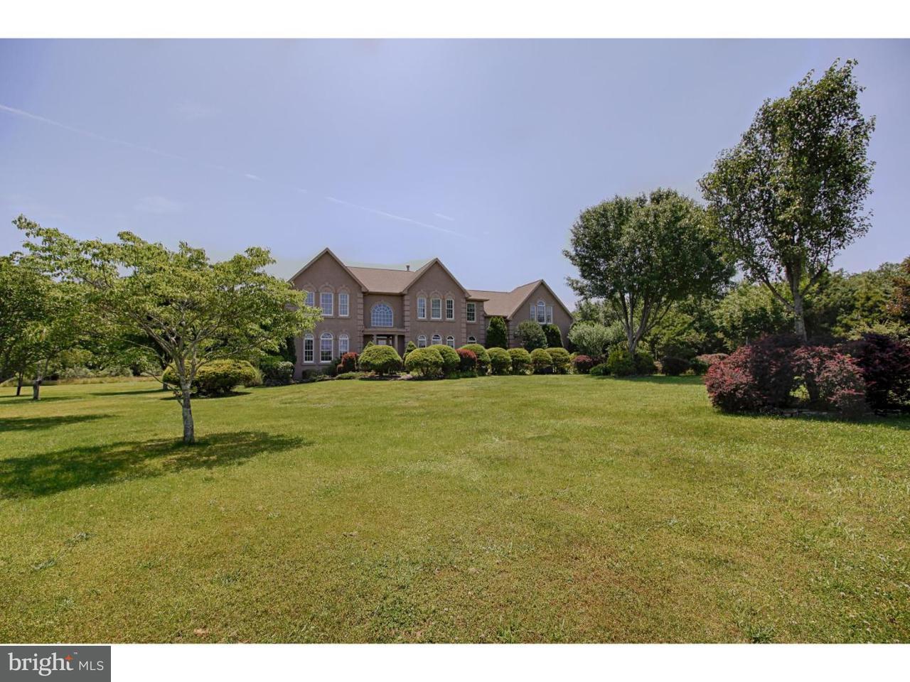 Частный односемейный дом для того Продажа на 8 SOHN WAY Tabernacle, Нью-Джерси 08088 Соединенные Штаты