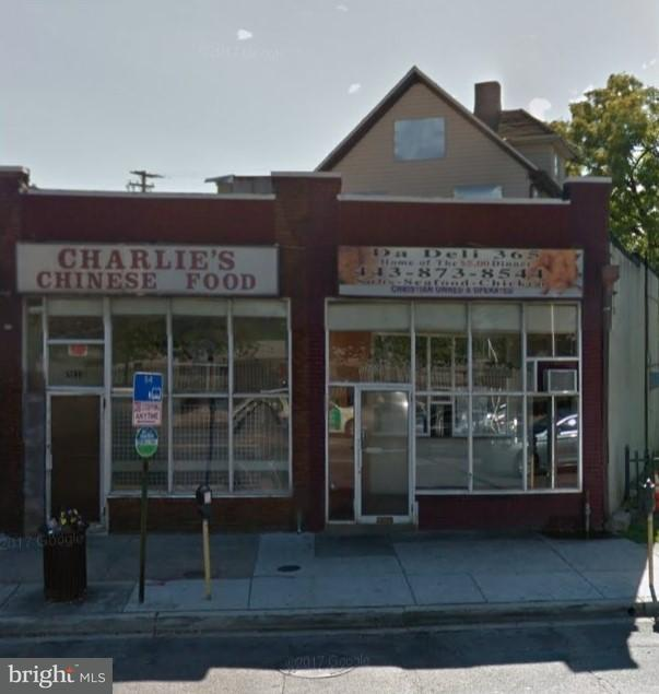Commercial for Sale at 5206 Park Heights Ave Baltimore, Maryland 21215 United States