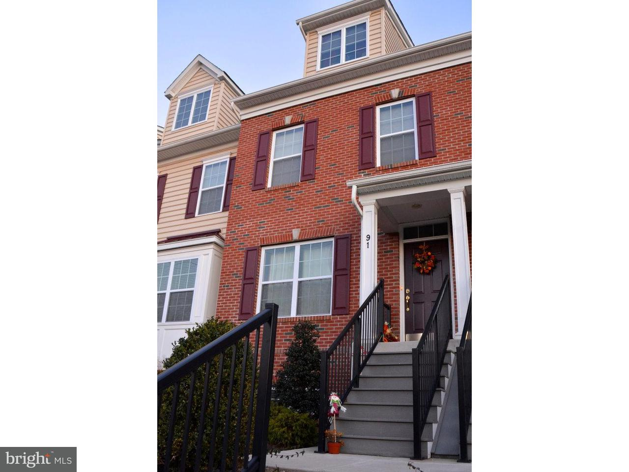 Townhouse for Rent at 91 N CANNON Avenue Lansdale, Pennsylvania 19446 United States