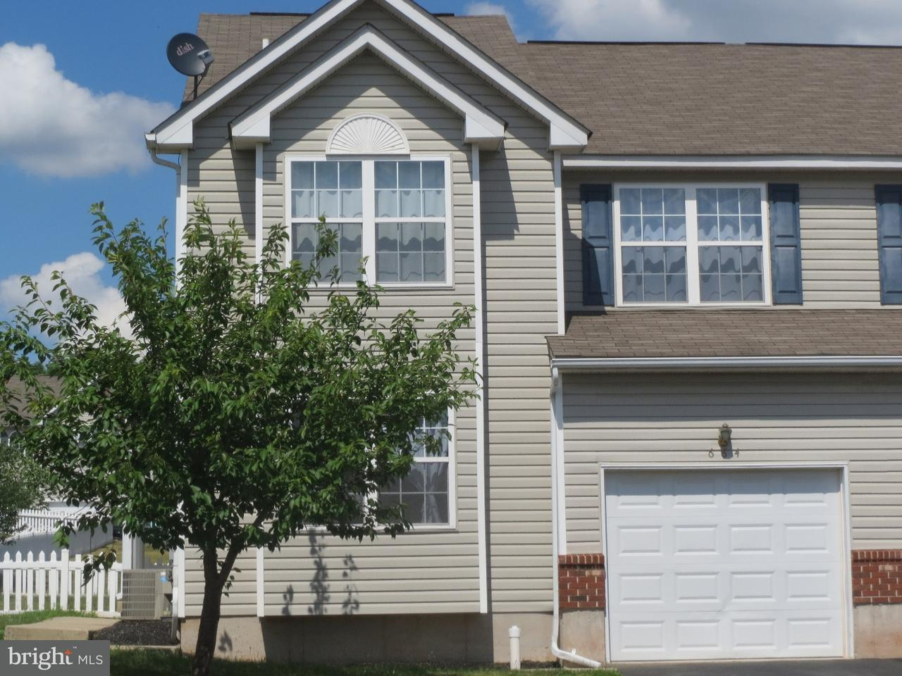 Townhouse for Rent at 684 SEMINARY Street Pennsburg, Pennsylvania 18073 United States