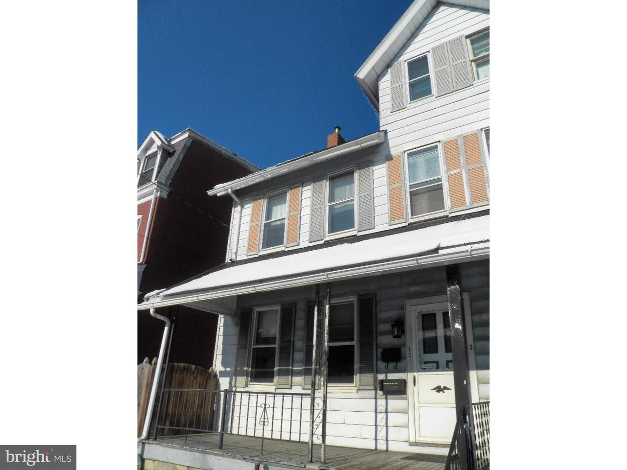 Casa unifamiliar adosada (Townhouse) por un Venta en 139 W SUSQUEHANNA Street Allentown, Pennsylvania 18103 Estados Unidos