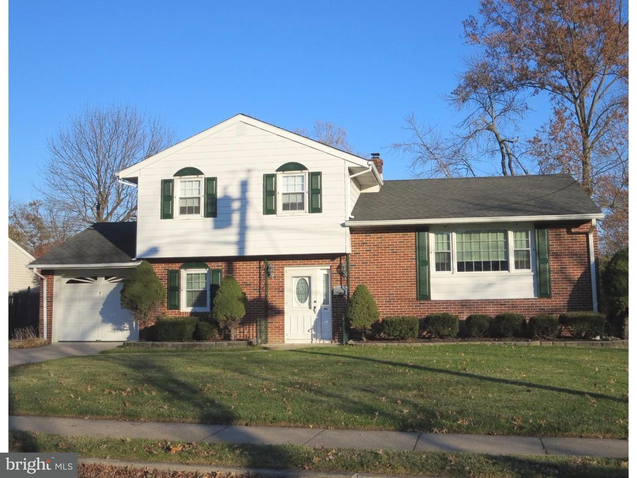 独户住宅 为 出租 在 244 FIELDBORO Drive 劳伦斯维尔, 新泽西州 08648 美国在/周边: Lawrence Township