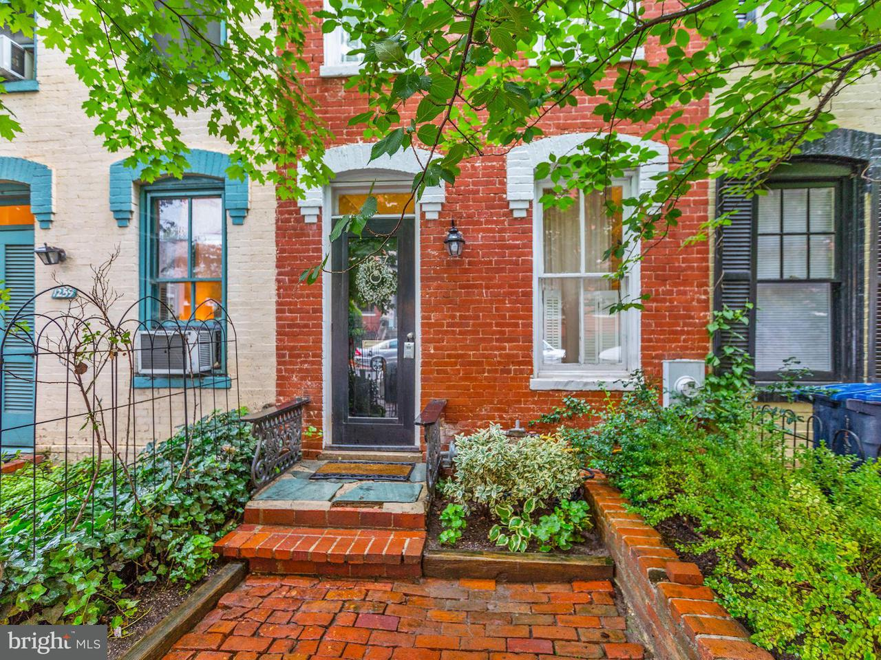 Townhouse for Sale at 1257 35TH ST NW 1257 35TH ST NW Washington, District Of Columbia 20007 United States