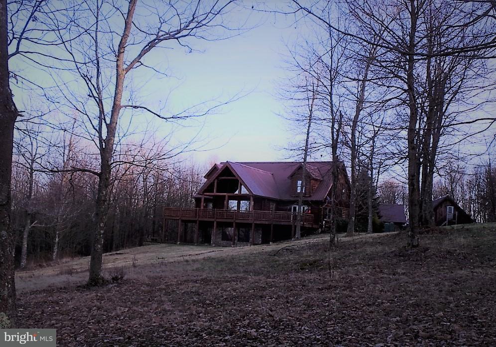 Частный односемейный дом для того Продажа на 68 DEANNA Road 68 DEANNA Road Swanton, Мэриленд 21561 Соединенные Штаты