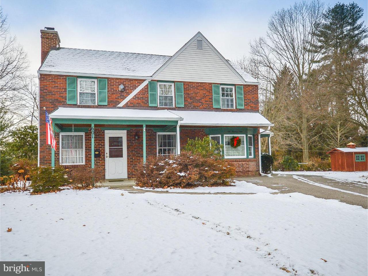 独户住宅 为 销售 在 601 PAPER MILL Road Oreland, 宾夕法尼亚州 19075 美国