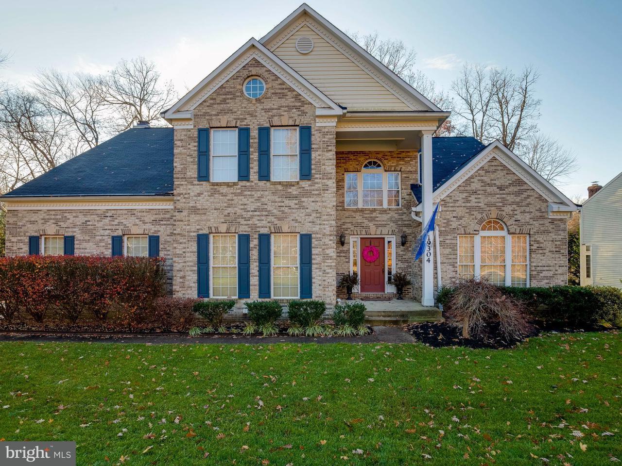 獨棟家庭住宅 為 出售 在 19304 Cissel Manor Drive 19304 Cissel Manor Drive Poolesville, 馬里蘭州 20837 美國