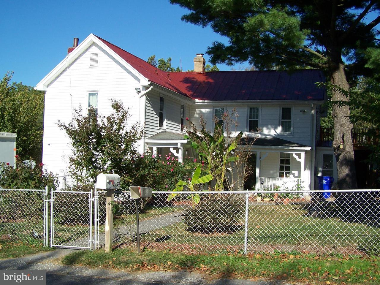 商用 為 出售 在 3720 Bell Road 3720 Bell Road Burtonsville, 馬里蘭州 20866 美國