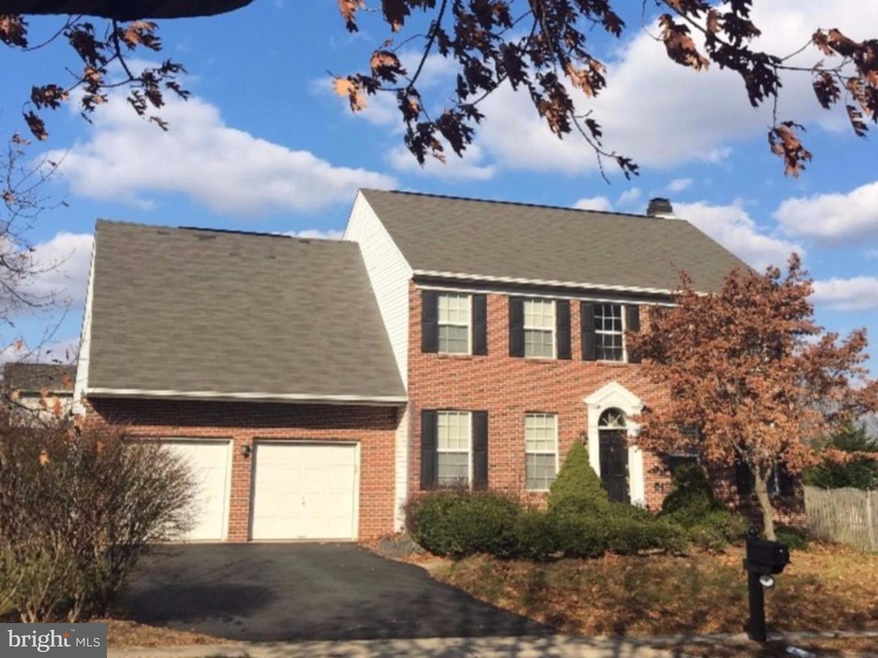 Maison unifamiliale pour l Vente à 8 SULLIVAN Court Florence, New Jersey 08554 États-Unis