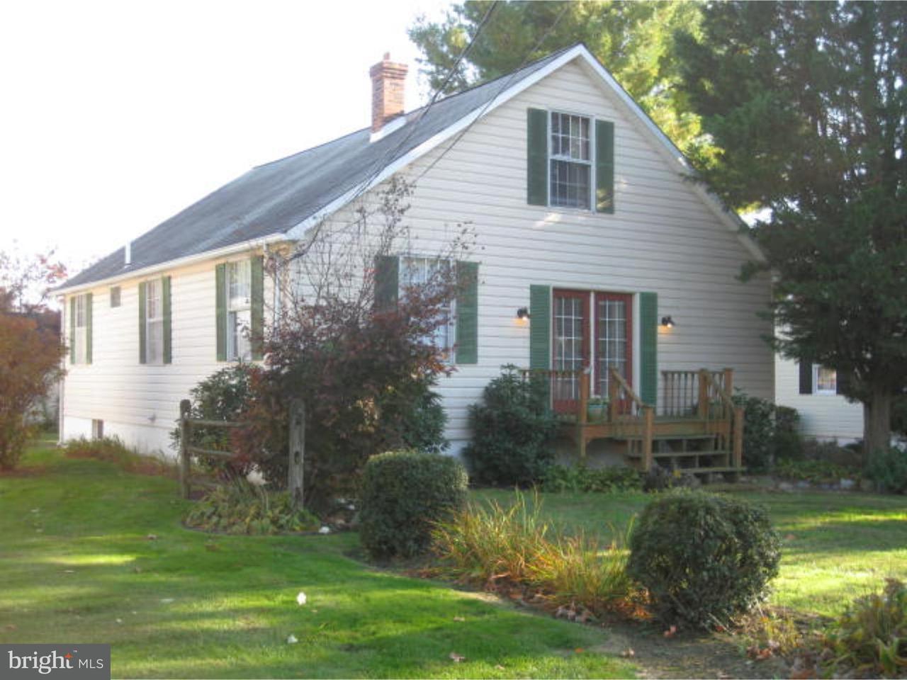 Частный односемейный дом для того Продажа на 2600 EBRIGHT Road Wilmington, Делавэр 19810 Соединенные Штаты