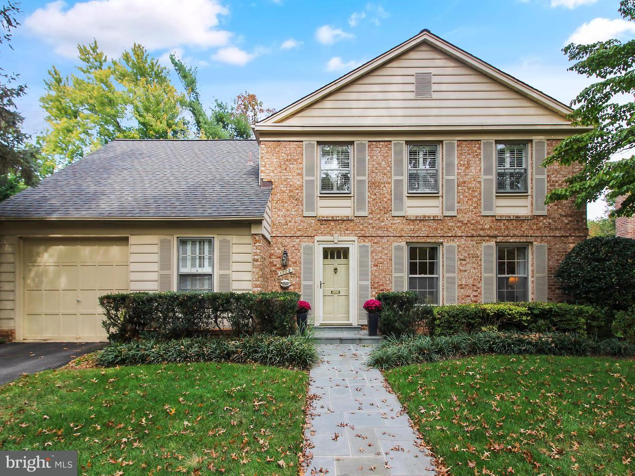 Single Family Home for Sale at 1223 FALLSMEAD WAY 1223 FALLSMEAD WAY Rockville, Maryland 20854 United States
